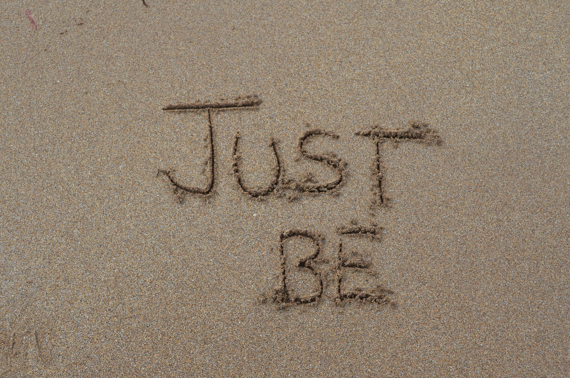 Just to Be (In Love)