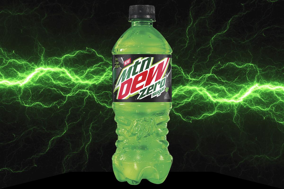 Mtn. Dew Zero